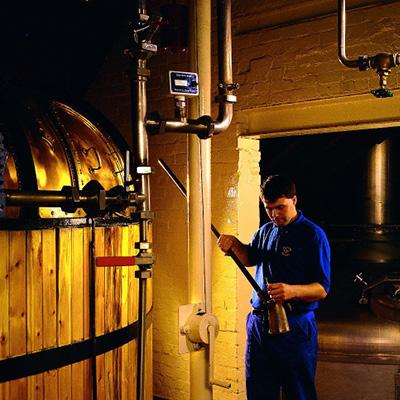 Mäskfat på Belhaven Brewery
