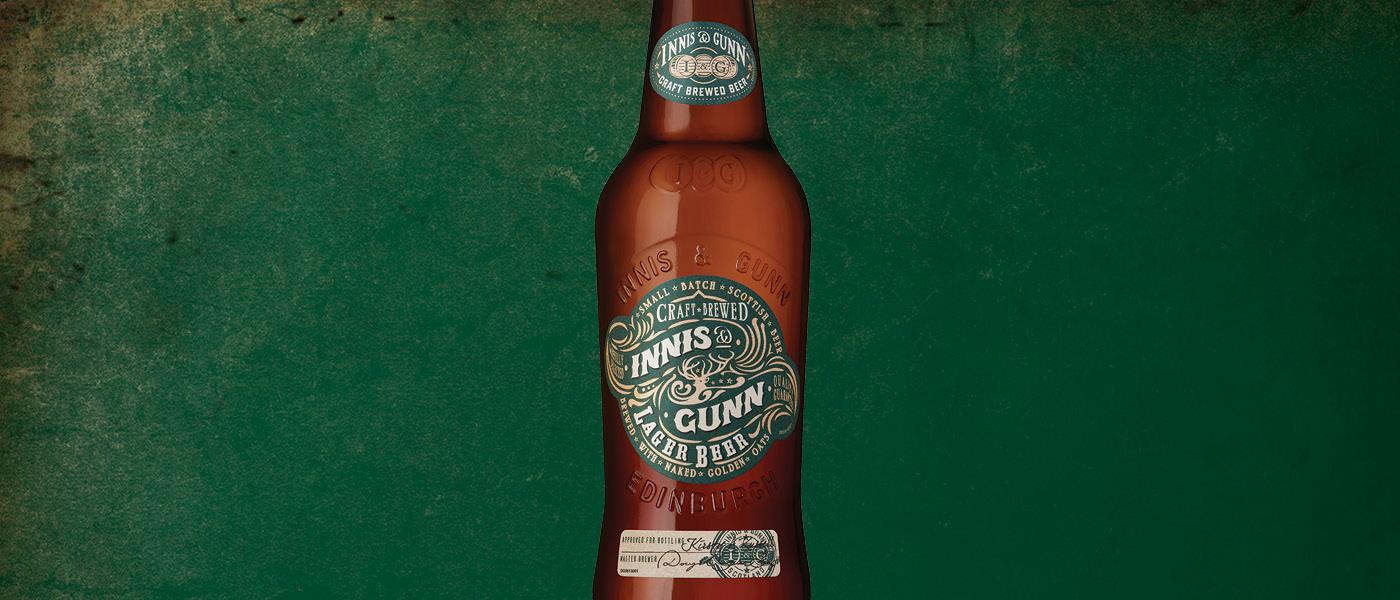 Systembolagewt innis&gunn lager beer