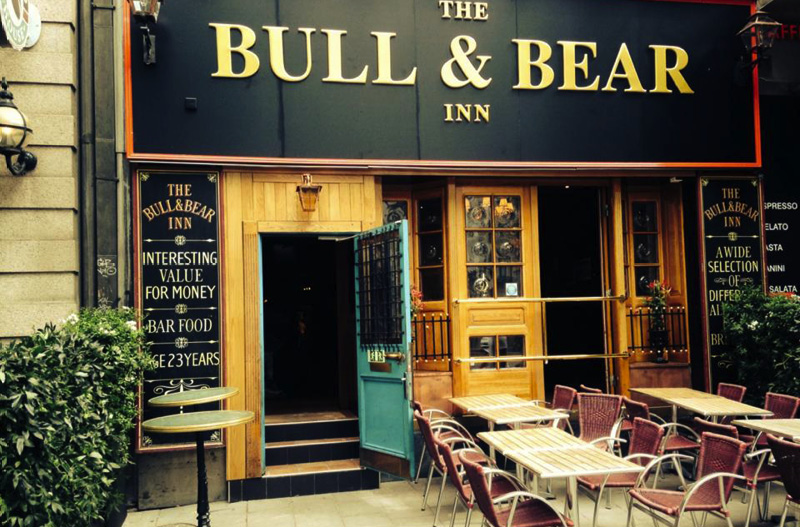 The Bull & Bear Inn